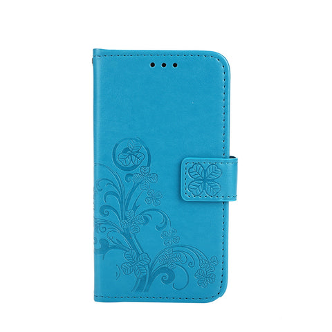 Anti-Scratch Protective Case Wallet Cell Phone Shell Flip Cover Pu Leather Accessories Smartphone