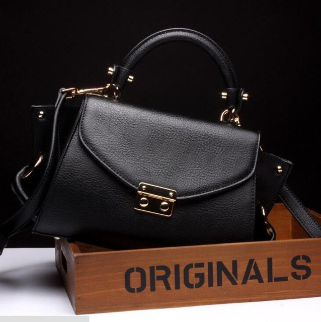 Famous Brand Genuine Leather Women Bags Fashion Real Leather Luxury Handbag Summer Vintage Women