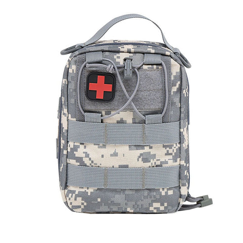 New Emergency Kits Empty First Aid Kit Bag Tactical Medical First Aid Kit Military Waist Pack