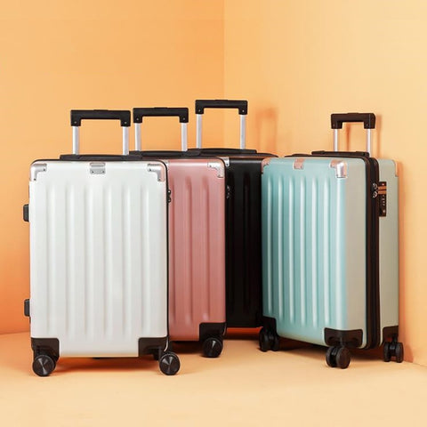 Luggage Factory Version Of The New Business Mute Trolley Box Universal Wheel Convenient Suitcase