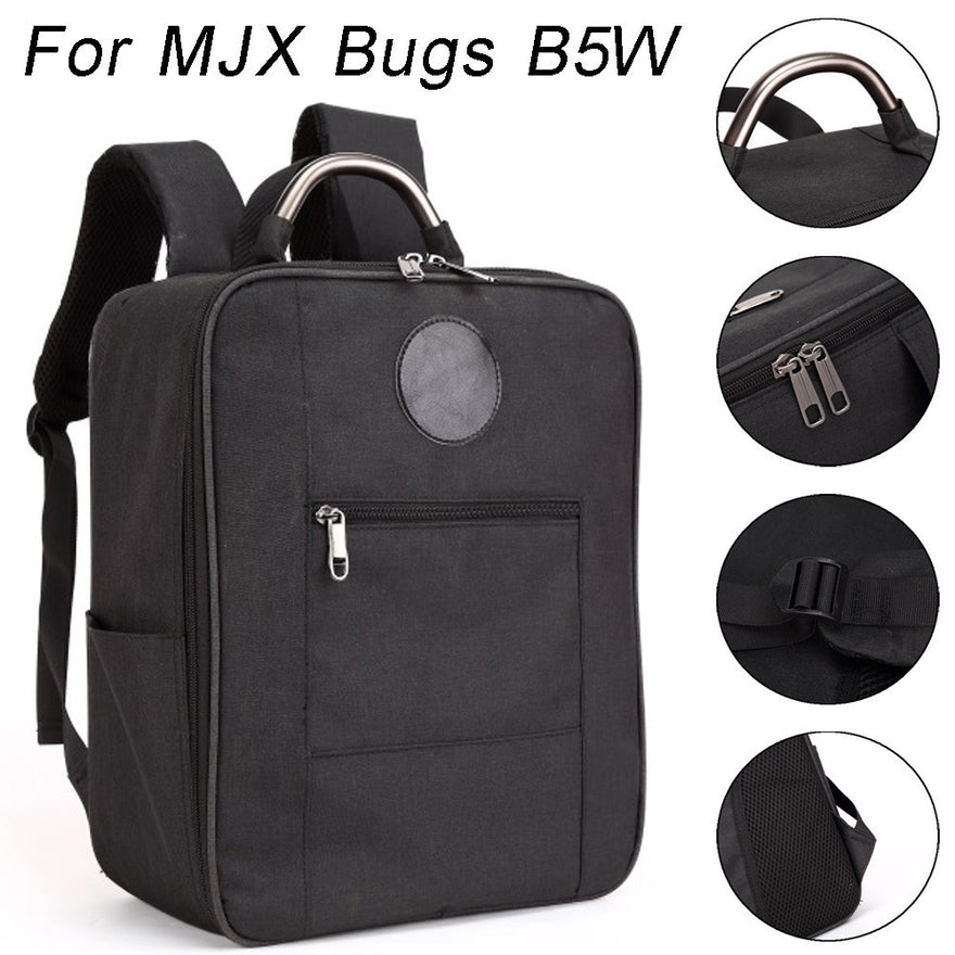 Waterproof Durable Shoulder Bag Carrying Bag Protective Storage for MJX Bug B5w