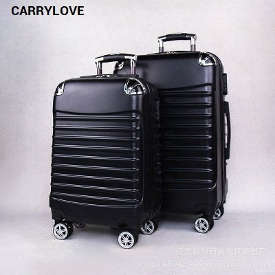 Carrylove Travel Luggage Series 20/24 Inch Size  Abs Rolling Luggage Spinner Brand Travel Suitcase