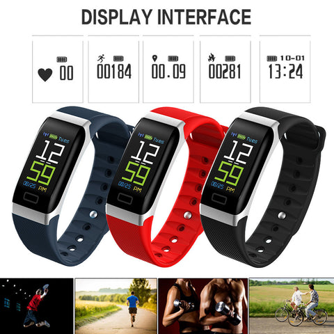 R7 Bluetooth Smart Watch Bracelet Wristband Pedometer Sport Fitness Tracker