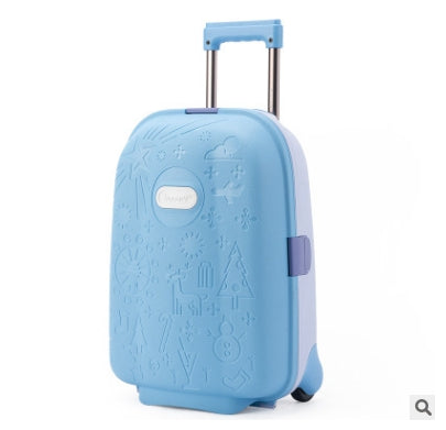 Kids Travel Luggage Suitcase Spinner Suitcase For Kids Trolley Luggage Rolling Suitcase For Girls