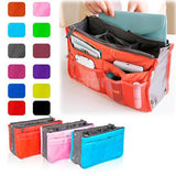 Cosmetic Bag Travel Organizer Portable Beauty Pouch Functional Bag Toiletry Make Up Makeup