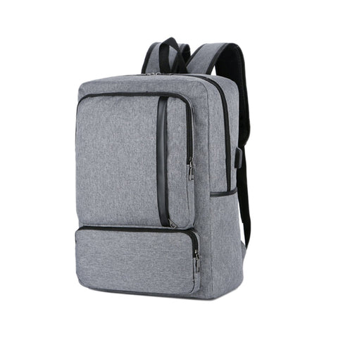 Laptop Backpack Travel School Backpack For Women Men Usb Charging Port Slim Business Water