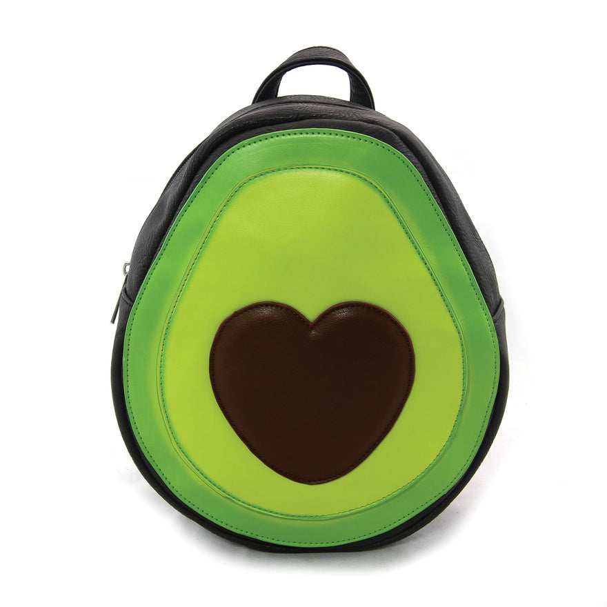 Avocado Backpack In Vinyl Material