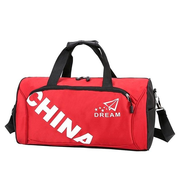 2018 New Fashion Travel Bag Portable Waterproof Wearable Large Capacity Outdoor Duffel Bag Gym Bag