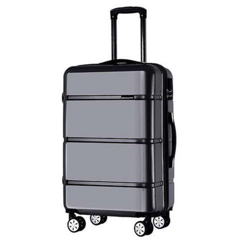 Letrend 20 Inch Korean Student Rolling Luggage Trolley Men Travel Bag Women Carry On Suitcases