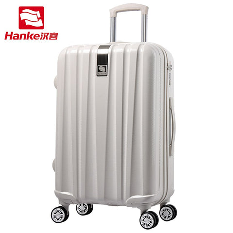 Travel Suitcase Hardside Luggage Bag 20''22''24'' Men Women Carry-Ons Spinner Trolley Female Tsa