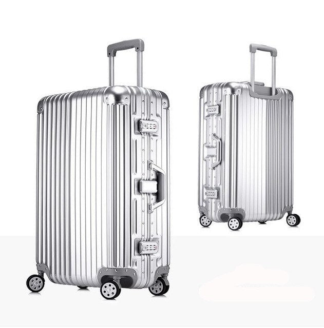 20''22''24''26''29'' Business Travel Rolling Luggage Aluminum Frame Tsa Lock Spinner Wheels Cabin