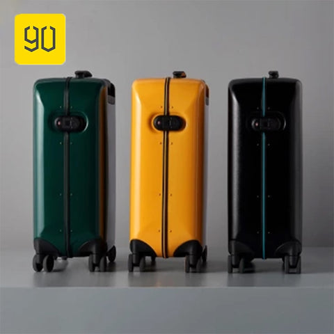 Xiaomi 90Fun Smart Fingerprint Unlocking 20 Inch Luggage Portable Boarding Fashion And Colorful