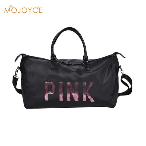 Women Portable Travel Shoulder Bag Ladies Fashion Crossbody Handbags Weekend Duffel Bags Girls