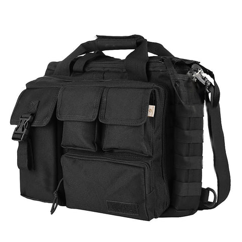 Snny Pro- Multifunction Mens Military Travel Nylon Shoulder Messenger Bag Handbags Briefcase