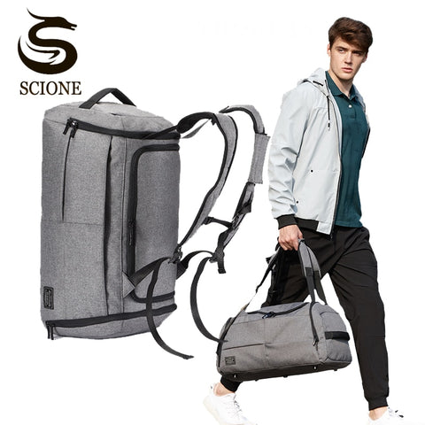 Multifunction Men Travel Bags Anti Theft Male Bag Portable Travel Duffel Bags For Man Large