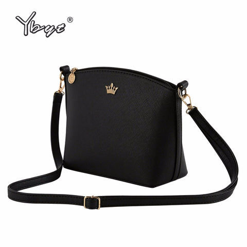 Casual Small Imperial Crown Candy Color Handbags New Fashion Clutches Ladies Party Purse Women