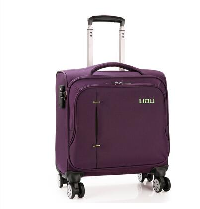 Travel Wheeled Rolling Luggage Suitcase Oxford Spinner Suitcases Travel Luggage Trolley Bags Men