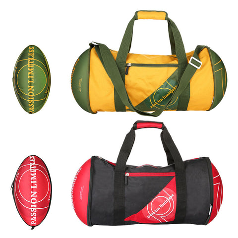 2018 Unisex Soccer Ball Hape Gym Duffel Bag For Home Outdoor Sport Travel Vacation 88 B2Cshop