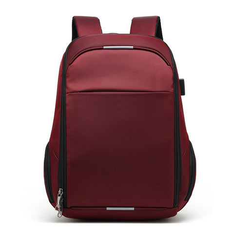Travel Laptop Backpack,Business Anti Theft Slim Durable Laptops Backpack With Usb Charging