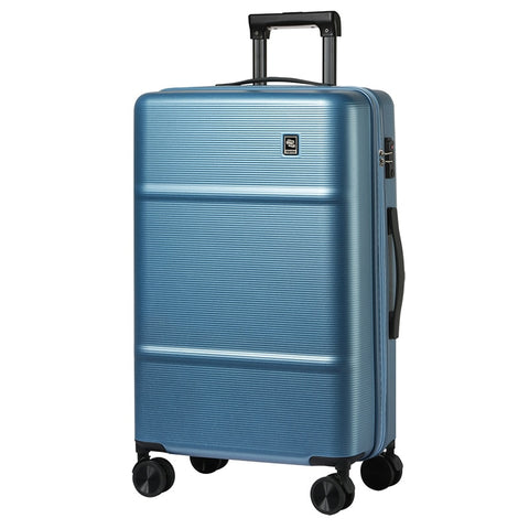 Hanke Tsa Lock Hardside Rolling Luggage Suitcase 20 Inch Female Women Spinner Trolley Carry-Ons Men