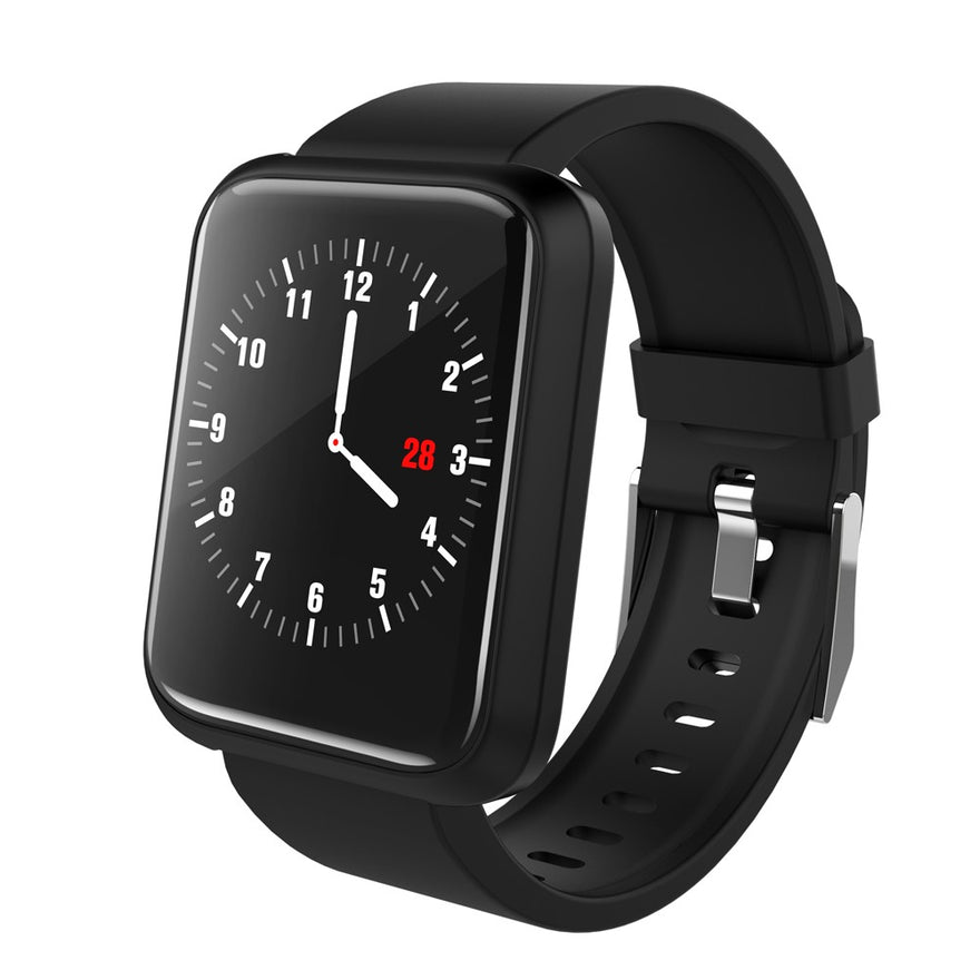 Colmi Sport3 Smart Watch, Men Blood Pressure Ip68 Waterproof Fitness Tracker Clock Smartwatch,
