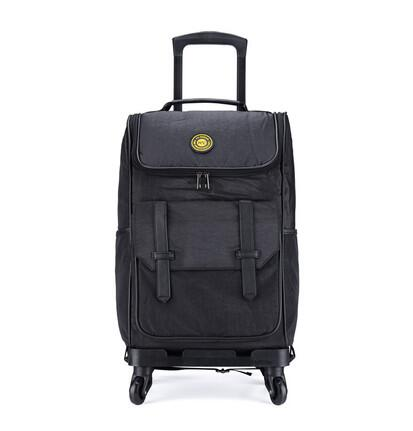 Waterproof Luggage Bag Rolling Suitcase Trolley Luggage Women Travel Backpack Bags With Wheels