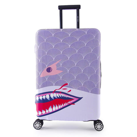 Travel Luggage Cover Suitcase Protector Bag Travel Luggage Cover Fit For 18-32 Inch Luggage