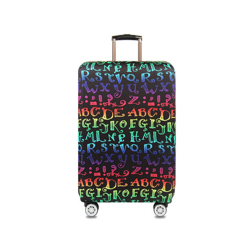 Travel Luggage Cover Suitcase Protector Bag Travel Luggage Cover Fit for 18-28 Inch Luggage