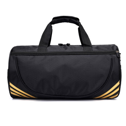 Quality Fitness Gym Sport Bags Men and Women Waterproof Sports Handbag Outdoor Travel Camping