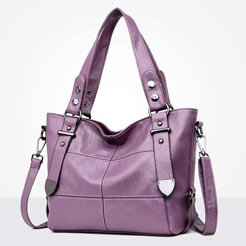 Bags For Women Luxury Handbag Female Brand Designer Shoulder Bag Casual Shopping Tote Pu Leather
