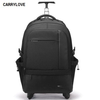 Carrylove Business Large Volume Travel Bag 18 Size Boarding High Quality Nylon Luggage Spinner