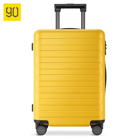 Xiaomi 90Fun Pc Suitcase Colorful Carry On Spinner Wheels Rolling Luggage Tsa Lock  Business Travel