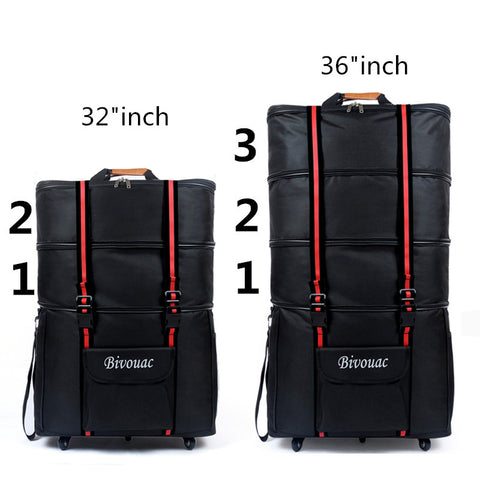 "Oxford Airline Check-In Pack,32""Luggage Bag, 36"" Travel Bags,Super Storage Parcel ,Stylish And"