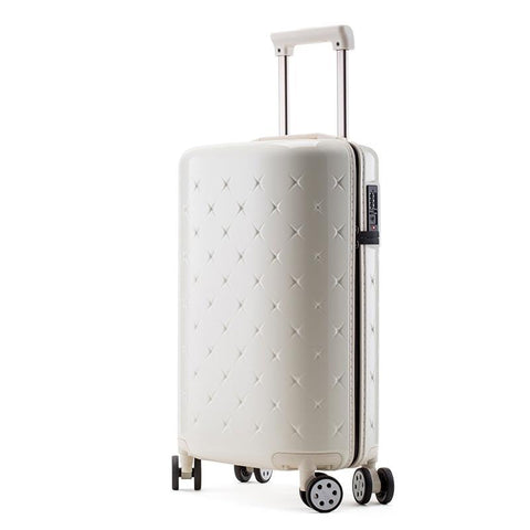 "Abs High Quality Carry-Ons Trolley Case,20""Boarding Box,24""/28"" Universal Wheel Suitcase,Stylish"