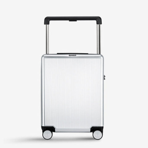 Busines Luxury High Quality Pc Trolley Case,Fashion Rolling Luggage Travel Suitcase Unisex