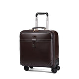 Luxury Travel Suitcase Rolling Spinner Luggage Women Trolley Case 24Inch Wheels Man 20Inch Box