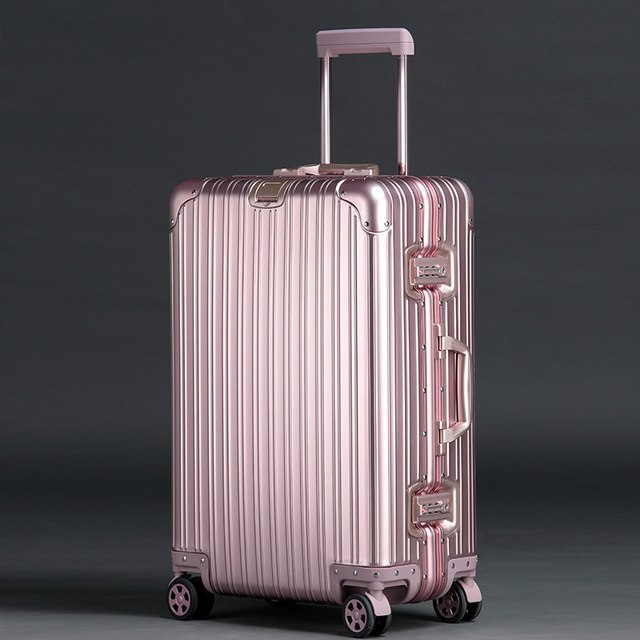 cfdd90a3d8d Shop Travel Tale Noble High Quality Aluminum-Magnesium Alloy Spinner Travel  – Luggage Factory