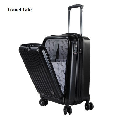 Travel Tale Advanced Commerce Computer-Specific  20/22Nches Abs+Pc Rolling Luggage Spinner Travel