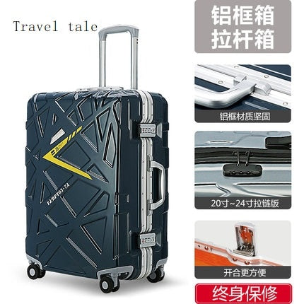 Travel Tale High Quality, Sexy Fashion 20/24 Inches Pc Rolling Luggage Spinner Brand Travel