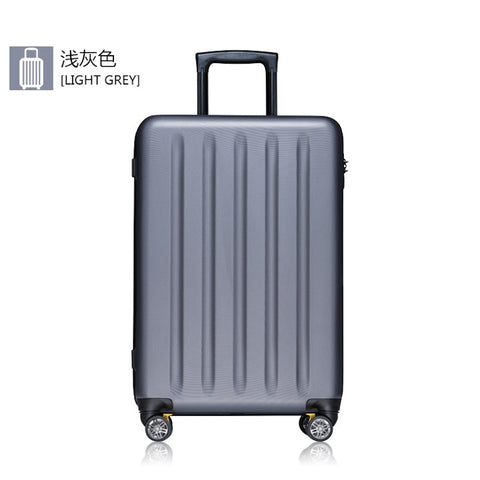 Luggage Bag Ultralight Business Pc Spinner Carry On Luggage Unisex Wearproof Minimalism Traveling