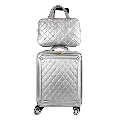 Carrylove Classic Luggage Series 16/20/24 Inch High Quality  Pu Rolling Luggage Spinner Brand