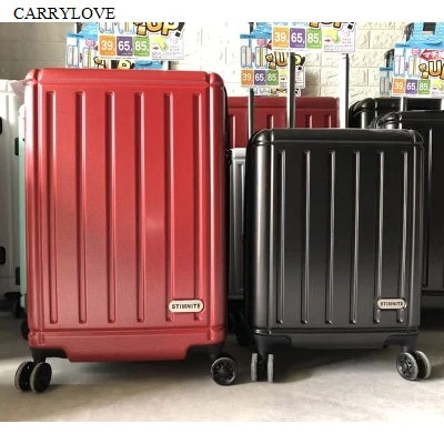 Carrylove Exported To Japan, Cute And Clear 18/20/24/26 Inch Size Pc+Abs Rolling Luggage Spinner