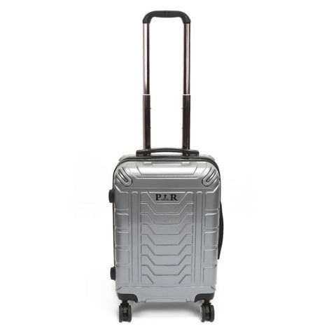 Plover Travel Luggage Rolling Suitcase Trolley Suitcase With Password Lock & Adjustable Pull Handle
