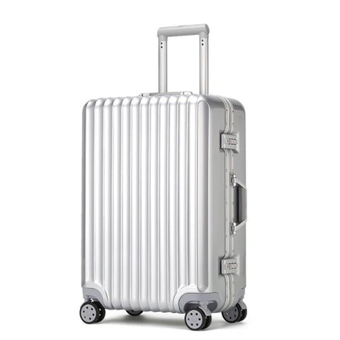 "Pc Hard-Shell Luggage,High-End Fashion Pull-Rod Box,20""Business Boarding Box,Large Capacity"