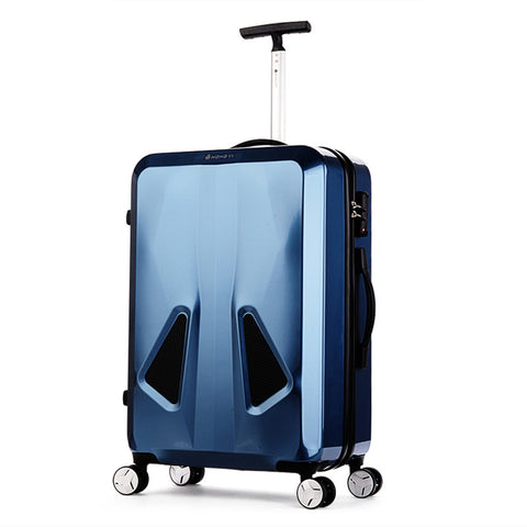 Small Monster 20 Inch Boarding Box,Cartoon Suitcase,Universal Wheel Trolley Case,Boutique