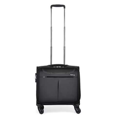 Commercial Trolley Luggage 16 18 20Travel Bag Luggage Bag Universal Male Wheels Luggage