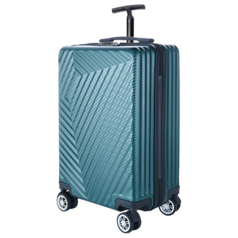 Single Rod Trolley Case,Anti-Scratch And Pressure Resistant Luggage,Silent Universal Wheel
