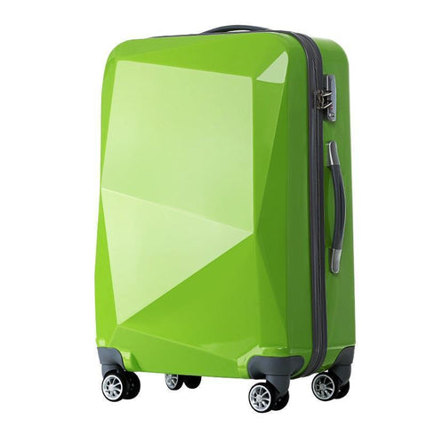 "High-Grade Drill Face Trolley Case,20""Boarding Box,24""/28""Universal Wheel Password Trunk,Abs"