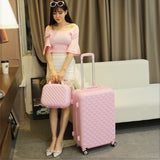 Two-Pieces Set Suitcase, 20-Inch Trip Boarding Box, 28-Inch Large Valise,High-Quality Trolley