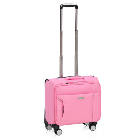 Commercial Tiny Universal Wheels Trolley Luggage14 16 18 20Male Oxford Fabric Travel Luggage Bag